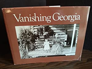 Vanishing Georgia (FIRST EDITION): Konter, Sherry (Editor)