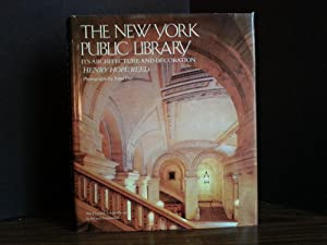 The New York Public Library: Its Architecture and Decoration - FIRST EDITION -
