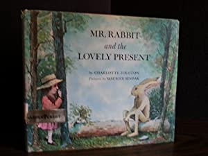 Mr. Rabbit and the Lovely Present - FIRST EDITION -: Zolotow, Charlotte - Illustrated by Maurice ...