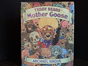Teddy Bears' Mother Goose * S I G N E D *: Hague, Michael