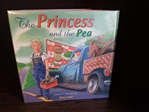 The Princess and the Pea // FIRST EDITION //