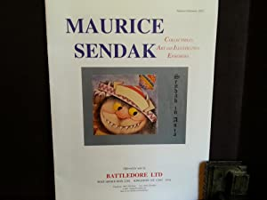 Sendak in Asia: Exhibition and Sale of Original Artwork //AND a 2nd booklet: Maurice Sendak Colle...