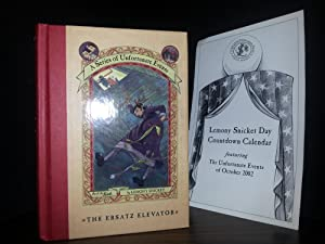 The Ersatz Elevator: Book the Sixth - A Series of Unfortunate Events * SIGNED * - FIRST EDITION -...