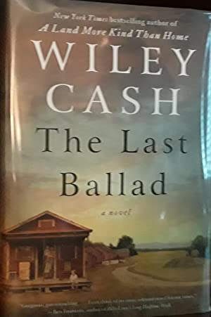 The Last Ballad * SIGNED * - FIRST EDITION -