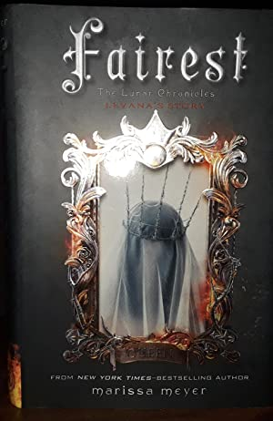 Fairest - The Lunar Chronicles: Levana's Story * SIGNED * - FIRST EDITION -