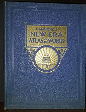 Hammond's World Atlas and Gazetteer