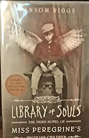 Library of Souls * SIGNED * - FIRST EDITION -