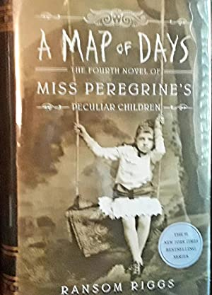 A Map of Days: Miss Peregrine's Peculiar Children * SIGNED * // FIRST EDITION //