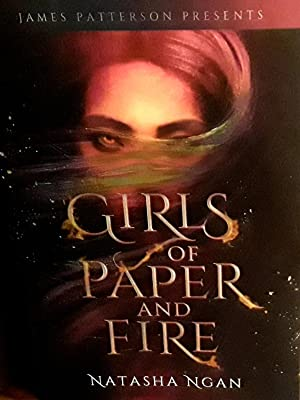Girls of Paper and Fire * SIGNED * - FIRST EDITION -