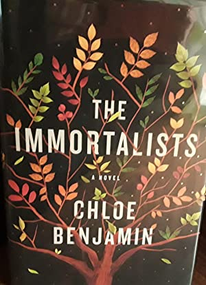 The Immortalists * SIGNED * - FIRST EDITION -