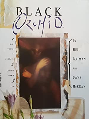 Black Orchid - FIRST EDITION -