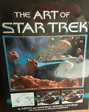 The Art of Star Trek - FIRST EDITION -
