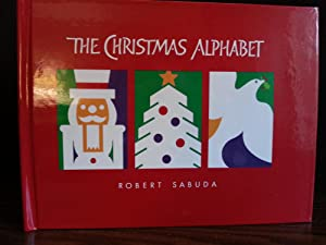 The Christmas Alphabet - Pop Up * SIGNED * - FIRST EDITION -