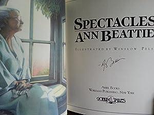 Spectacles * S I G N E D * (FIRST EDITION): Beattie, Ann