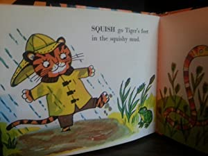 Listen, Little Tiger! (FIRST EDITION): Daly, Kathleen N.