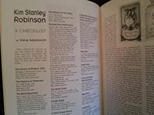 Antarctica * SIGNED* (FIRST U.K. EDITION) - PLUS Bibliography article -: Robinson, Kim Stanley