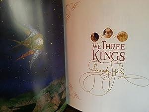 We Three Kings * S I G N E D *: Spirin, Gennady