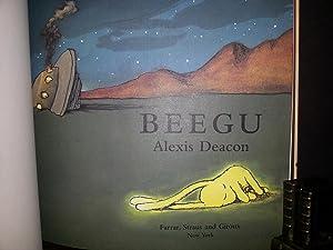 BEEGU (FIRST EDITION): Deacon, Alexis
