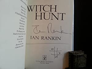 Witch Hunt * S I G N E D * (FIRST EDITION): Rankin, Ian
