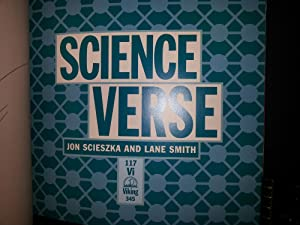 Science Verse *SIGNED* by BOTH//PLUS New CD (FIRST EDITION): Scieszka, Jon and ...