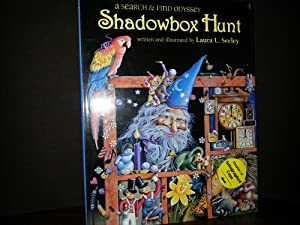 Shadowbox Hunt * S I G N E D * - FIRST EDITION -
