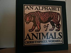 An Alphabet of Animals - FIRST EDITION -