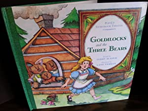 Goldilocks and the Three Bears - A Pop-Up StoryBook Theater