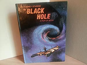 The Black Hole - A Pop Up Book // FIRST EDITION //
