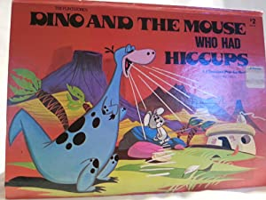 Dino and The Mouse Who Had Hiccups - A Flintstone Pop-Up