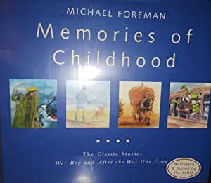 Memories of Childhood * S I G N E D * LIMITED Edition: Foreman, Michael