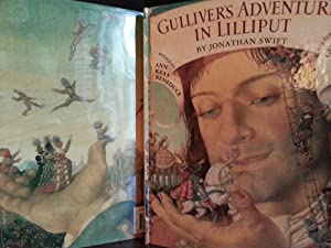 Gulliver's Adventures in Lilliput - FIRST EDITION -