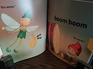 Boom Boom Go Away ! ** S I G N E D **: Geringer, Laura