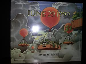 June 29,1999 * SIGNED * - FIRST EDITION -