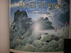 June 29,1999 * SIGNED * - FIRST EDITION -: Wiesner, David