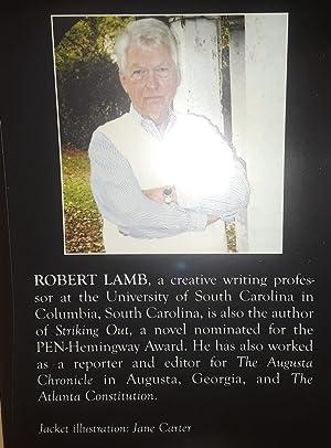 Atlanta Blues ** S I G N E D ** (FIRST EDITION): Lamb, Robert