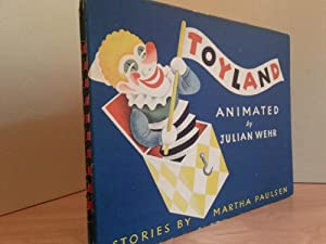 TOYLAND - Animated - WITH Dust Jacket