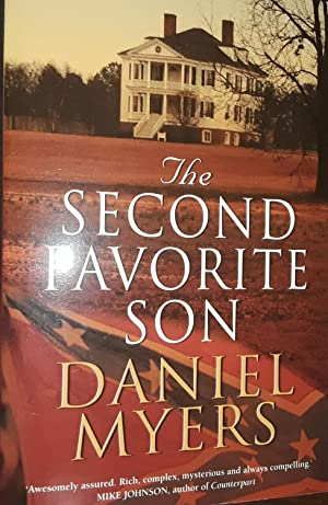 The Second Favorite Son * S I G N E D *: Myers, Daniel