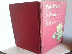 Three Tiny Pigs and Goldenlocks OR The Three Bears (The Tales of the 3 Pigs and 3 Bears): Brett, ...