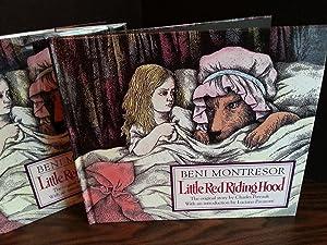 Little Red Riding Hood (FIRST EDITION): Montresor, Beni (Original