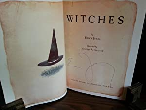 WITCHES * S I G N E D * - FIRST EDITION -: Jong, Erica
