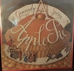 Apple Pie ** S I G N E D ** - FIRST EDITION -