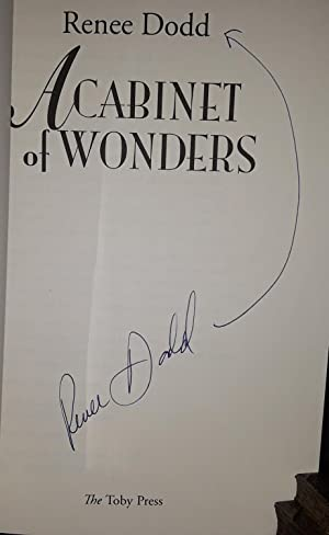 A Cabinet of Wonders * SIGNED * -FIRST EDITION-: Dodd, Renee