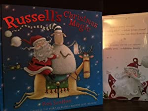 Russell's Christmas Magic * SIGNED * - FIRST EDITION -