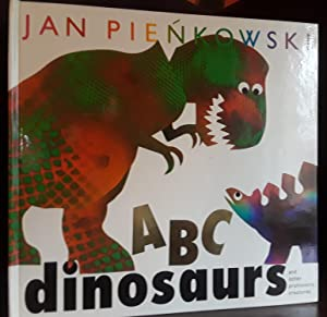 ABC Dinosaurs - FIRST EDITION -