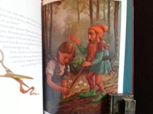 Rose Red & Snow White - A BROTHERS GRIMM Fairy Tale (FIRST EDITION): Sanderson, Ruth (Redtold ...