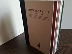 McSweeney's 7: Eggers, Dave (Editor); Keven Brockmeier; Michael Chabon; Ann Cummins; Courtney ...