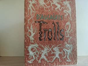D'Aulaires' TROLLS - FIRST EDITIONS -: D'Aulaires, Ingri and Edgar Parin