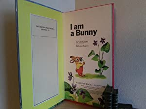 I Am A Bunny (FIRST EDITION): Risom, Ole (Illustrated by Richard SCARRY)