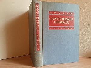 Confederate Georgia ** S I G N E D **: Bryan, T. Conn