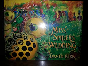 Miss Spider's Wedding ** S I G N E D ** // FIRST EDITION //